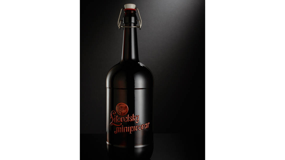 Beer bottle with RATHGEBER Chromotion | © RATHGEBER GmbH & Co. KG